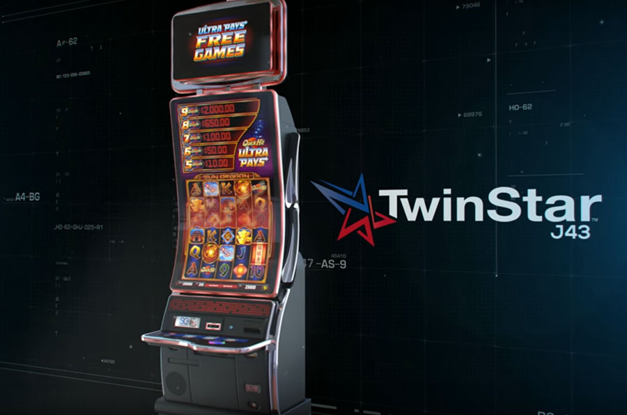 Scientific Games - TwinStar J43