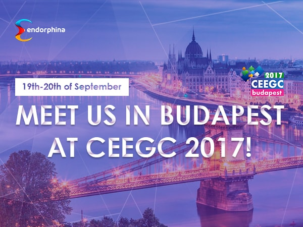 Endorphina на Central and Eastern European Gaming Conference