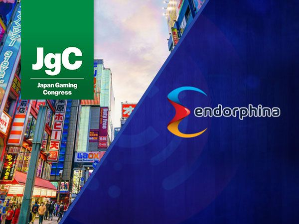 Endorphina участвует в Japan Gaming Congress