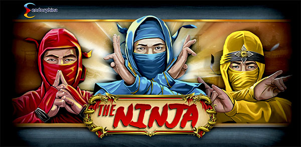 Endorphina, биткоин игры, игровой автомат The Ninja, The Vikings, Jetsetter,  Satoshi's Secret