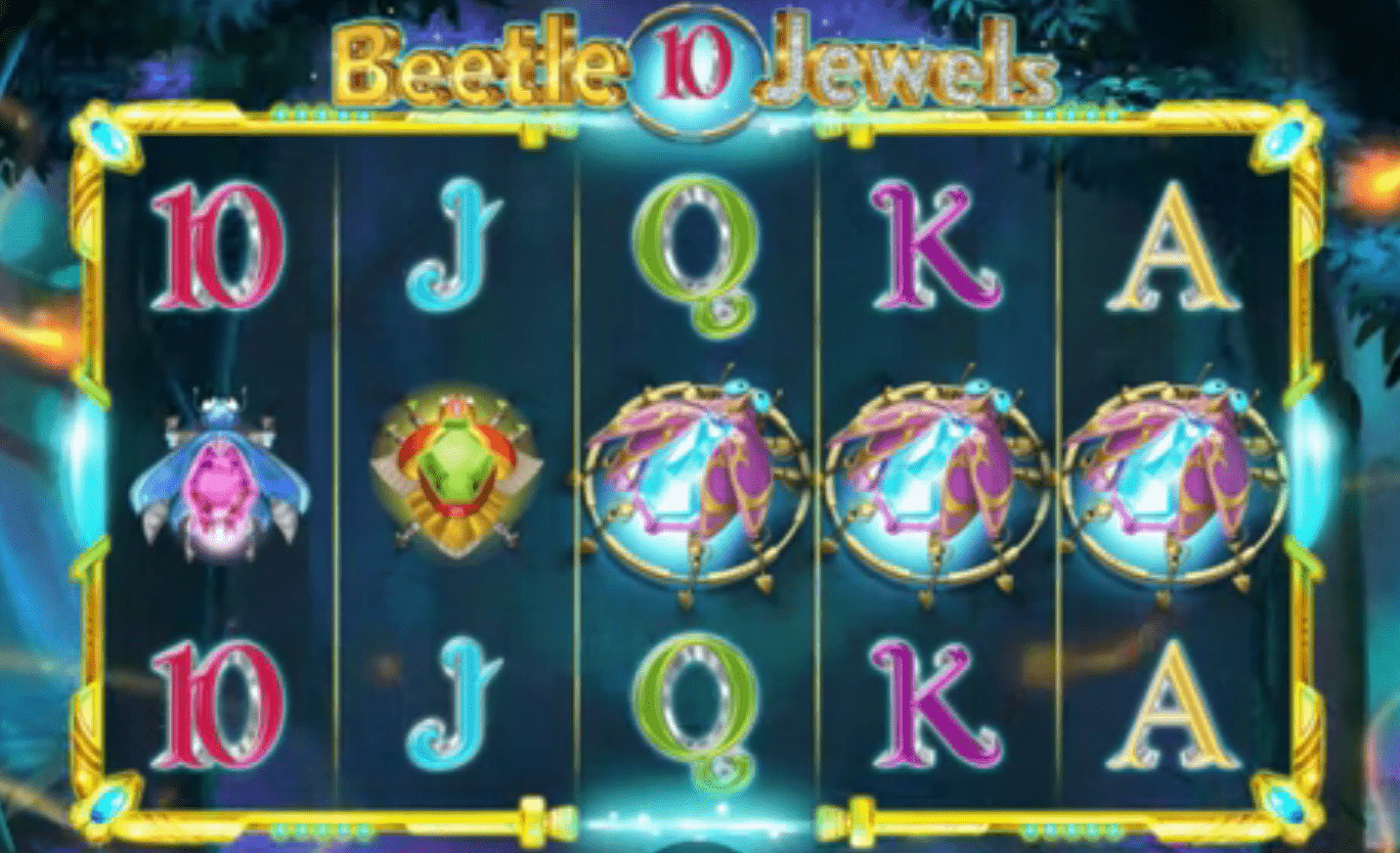 iSoftBet — Beetle Jewels
